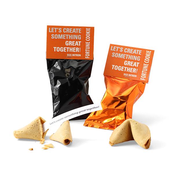 fortune cookie met topkaart